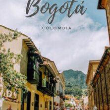 Bogotá, Colombia City Guide