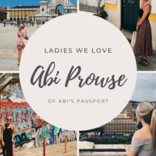 Ladies We Love Abi Prowse