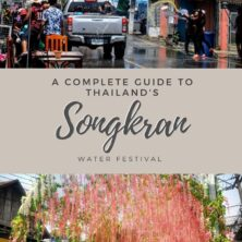 A Complete Guide to Thailand's Songkran Water Festival