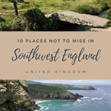 10 Places Not To Miss In Southwest England