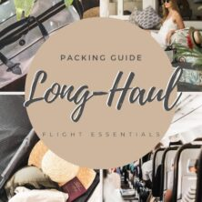 what to pack in your carry on pinterest cover