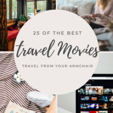 25 best travel movies pinterest cover