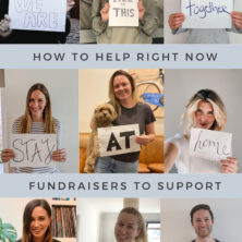 Fundraisers To Support Right Now