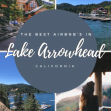 air bnbs lake arrowhead pinterest