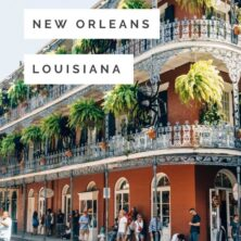 New Orleans, Louisiana City Guide
