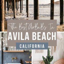 the best airbnbs in avila beach