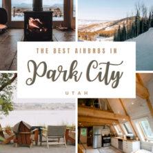 airbnbs park city utah