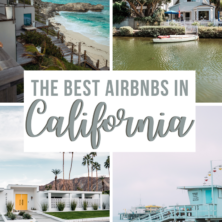 The Best Airbnbs in California Pinterest
