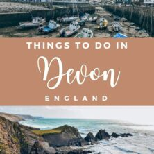 The 4 Best Things To Do In Devon, England