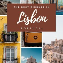 The 11 Best AirBnBs In Lisbon, Portugal