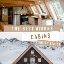 The Best Cabins In The US
