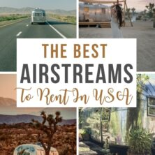 The Best Airbnb Airstreams In The USA