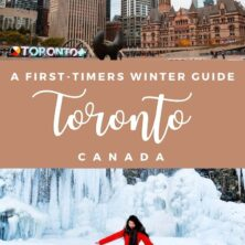 A First-Timers Guide To Toronto In Winter