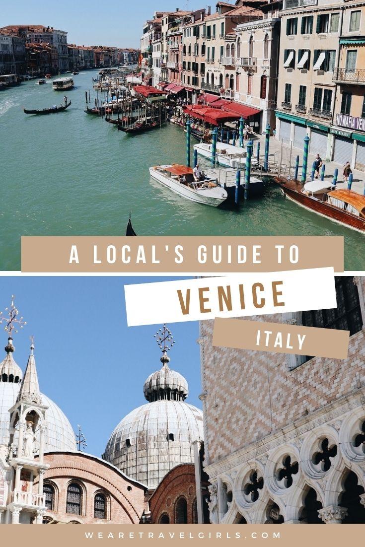 Venezia da scoprire: una guida locale